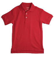 Short Sleeve Pique Polo Unisex