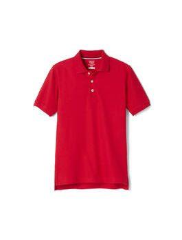 Short Sleeve Pique Polo Clermont