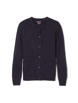 AntPill Crew Neck Cardigan Sweater Clermont