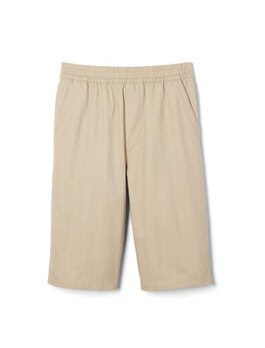 Drawstring Pull-On Short Clermont