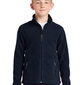 Unisex Youth Fleece Jacket Clermont
